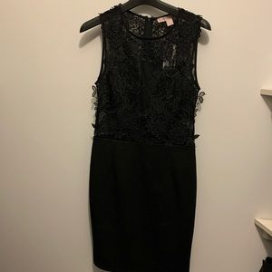 BNWT 🌈 Forever 21 Black Lace Dress
